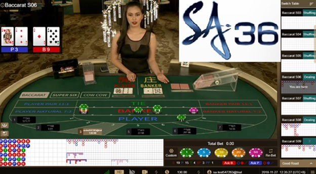 Play Baccarat Online For Real Money
