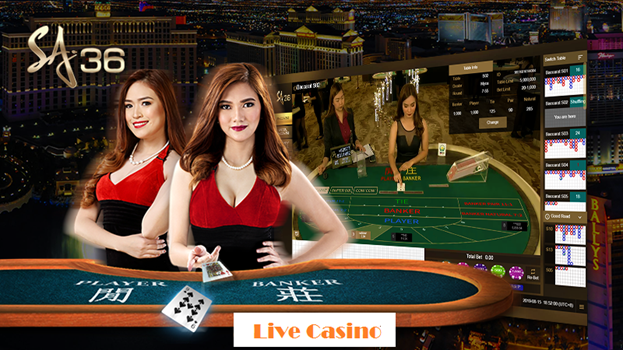 What Is a Live Casino?