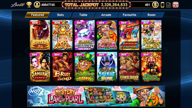 Live22: All You Need to Know about Slot Machines