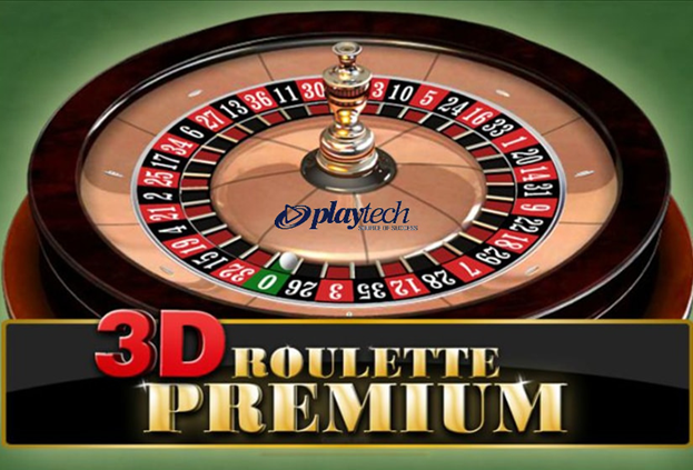 Try 3D Roulette Game at Playtech