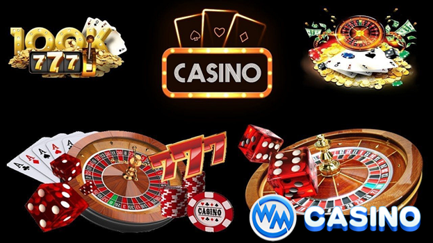 Casino Games - Play Online Casino Games Safely
